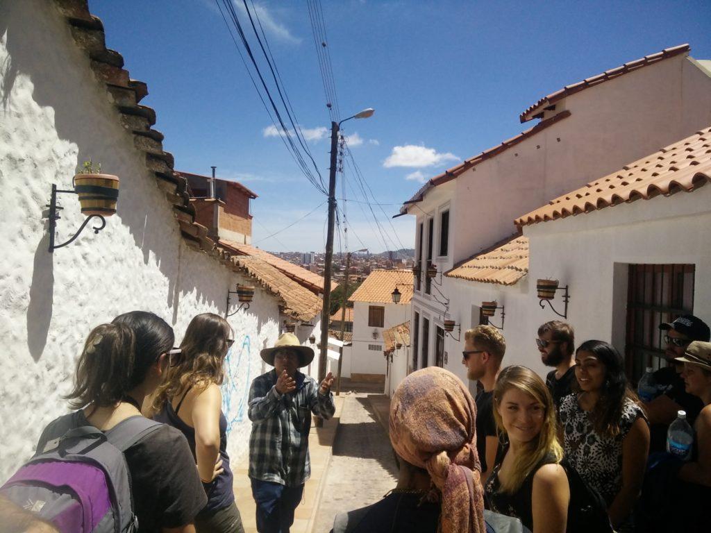 capitale bolivie la paz ou sucre